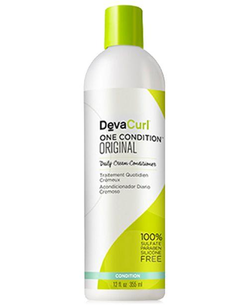 DevaCurl Deva Concepts One Condition Daily Cream Conditioner, 12-oz., from PUREBEAUTY Salon & Spa