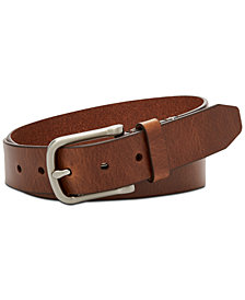 Fossil Men's Alex Leather Belt
