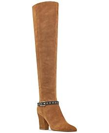 10d60917fb5 Nine West Sandor Over-The-Knee Boots