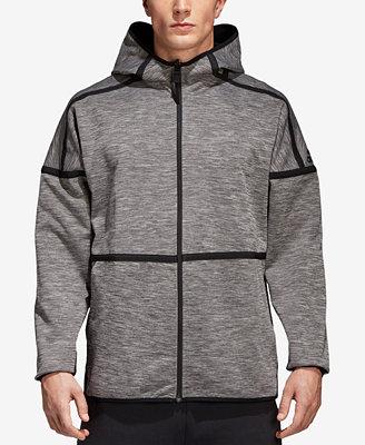 Adidas uomini zne reversibile zip felpa felpe & felpe uomini
