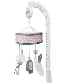 Ballerina Bows Musical Mobile