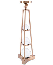Zuo Large Candle Holder with Orbs