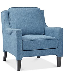 Waldorf Accent Chair, Quick Ship