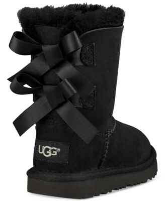 ugg toddler bailey bow ii boots boots shoes macy s rh macys com