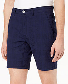 "Daniel Hechter Paris Men's 10"" Seersucker Shorts"