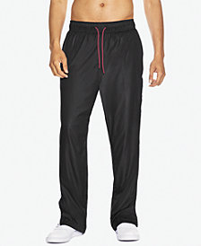 Champion Men's Satin Logo Side-Taped Pants