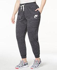 Nike Plus Size Sportswear Gym Vintage Pants