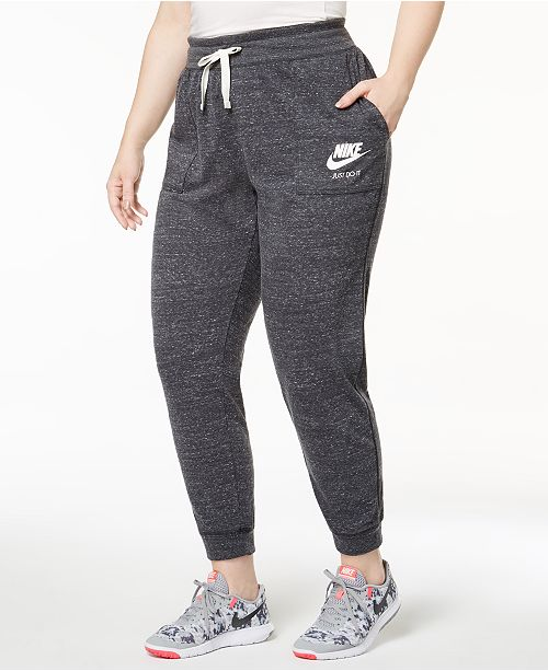 71ff31e6bf Nike Plus Size Gym Vintage Collection   Reviews - Plus Sizes - Macy s