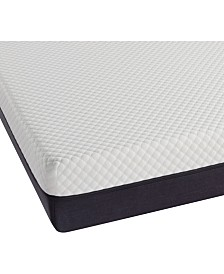 "BeautySleep 8"" Luxury Firm Mattress - Twin XL, Quick Ship, Mattress in a Box"