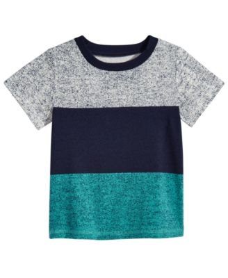 Colorblocked T-Shirt, Baby Boys, Created for Macy's