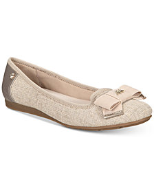 Anne Klein Sport Alivia Slip-On Ballet Flats