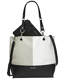 6f50590af5 Calvin Klein Sonoma Reversible Tote with Pouch