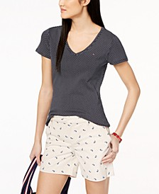 Cotton Printed T-Shirt, Created for Macy's