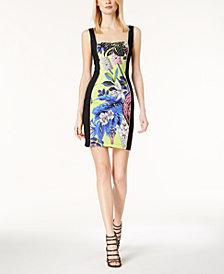 Just Cavalli Floral-Print Dress