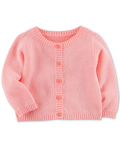 Carter's Cardigan Sweater, Baby Girls