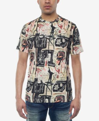 Men's Basquiat T-Shirt, Created for Macy's