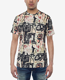 Sean John Men's Basquiat T-Shirt, Created for Macy's