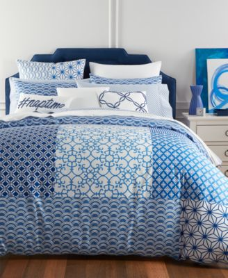 Patchwork 2-Pc. Twin Comforter Set, Created for Macy's