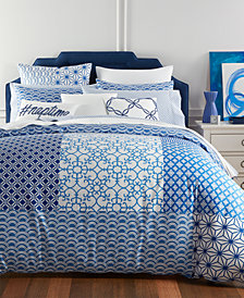CLOSEOUT! Charter Club Damask Designs Patchwork Comforter Sets