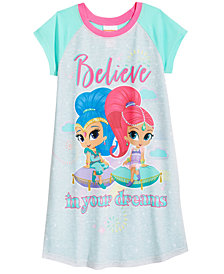 Nickelodeon's® Shimmer and Shine Nightgown, Little Girls & Big Girls
