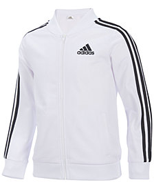 adidas Tricot Bomber Jacket, Toddler Girls