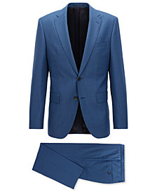 BOSS Men's Regular/Classic-Fit Suit