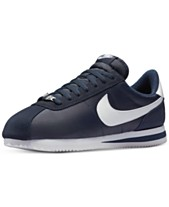sports shoes 8d635 c428c Nike Men s Cortez Basic Nylon Casual Sneakers from Finish Line