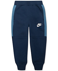 Nike Air Knit Jogger Pants, Little Boys