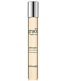 philosophy Pure Grace Nude Rose Rollerball, 0.33-oz.