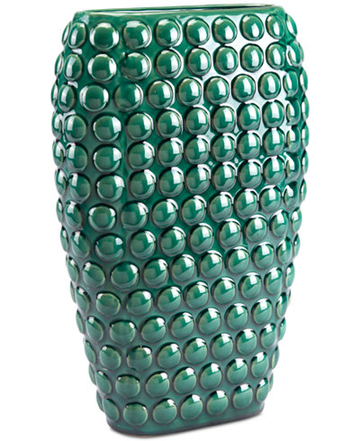 Zuo Dots Large Vase Home Decor Macys Bridal And Wedding Registry