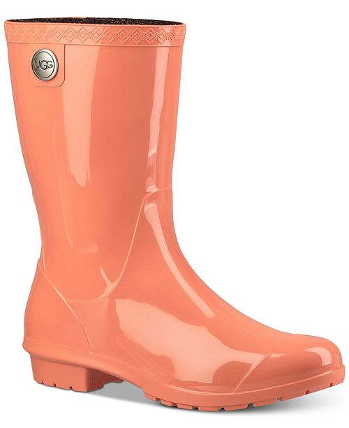 b875de38d86 UGG® Women's Sienna Mid Calf Rain Boots & Reviews - Boots - Shoes ...