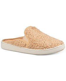 UGG® Women's Luci Furry Slip-On Sneakers