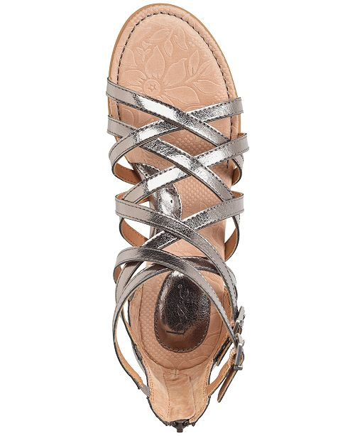 5072344912be b.o.c. Mimi Wedge Sandals - Sandals   Flip Flops - Shoes - Macy s