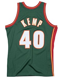 Men's Shawn Kemp Seattle SuperSonics Hardwood Classic Swingman Jersey