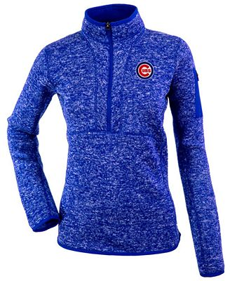 Antigua Women's Chicago Cubs Fortune Pullover