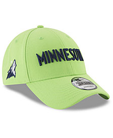 New Era Minnesota Timberwolves Statement Jersey Hook 9FORTY Cap