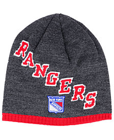 adidas New York Rangers Heather Beanie