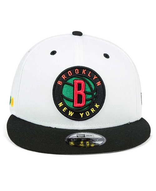 new arrival b99cb f5009 ... adjustable hat bae77 d4449  discount code for new era. brooklyn nets  city series 9fifty snapback cap. be the