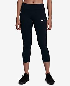 Nike Racer Dri-FIT Cropped Running Leggings