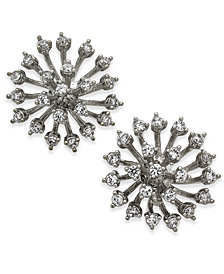 kate spade new york Crystal Starburst Stud Earrings