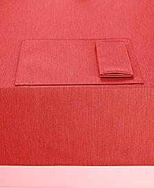 "Colorwave Raspberry 60"" x 102"" Tablecloth"