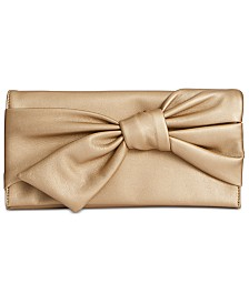 I.N.C. Bowah Hands Through Clutch, Created for Macy's