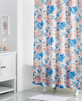 Martha Stewart Collection Savannah Rose 72 X Floral Print