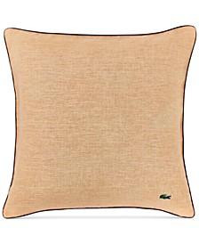 """Linen 18"""" Square Decorative Pillow"""