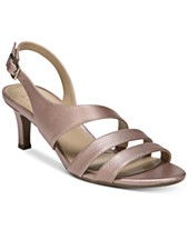 18d400211e16 Naturalizer Taimi Dress Sandals. Quickview. 10 colors. Extended Widths