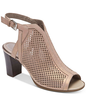 Trixie Perforated Shooties by Rockport