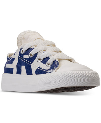 Converse Toddler Boys' Chuck Taylor Ox Casual Sneakers from Finish Line