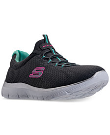 Skechers Women's Summits Athletic Sneakers from Finish Line