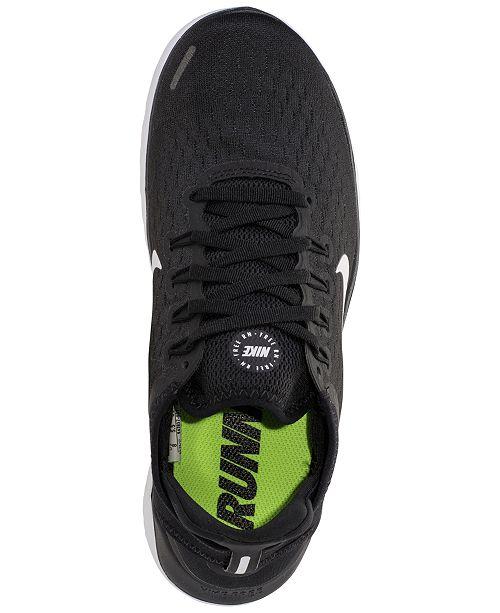 29238b79f8c3 Nike Women s Free Run 2018 Running Sneakers from Finish Line ...