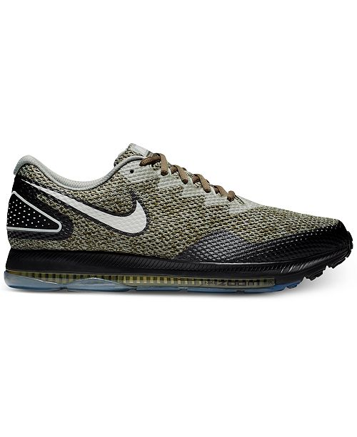 4521809e8b19c Nike Men s Zoom All Out Low 2 Running Sneakers from Finish Line ...